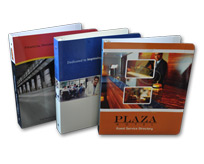 Shop Custom Reinforced Paperboard Binders