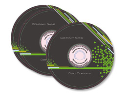 CD & Media Printing & Duplication